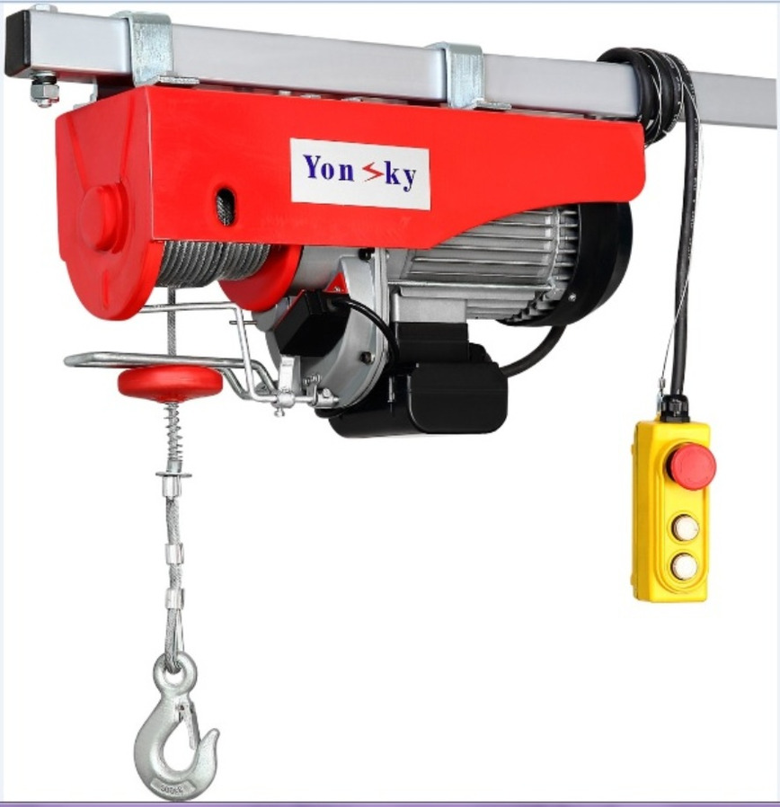 Logo Mini Electric Hoist