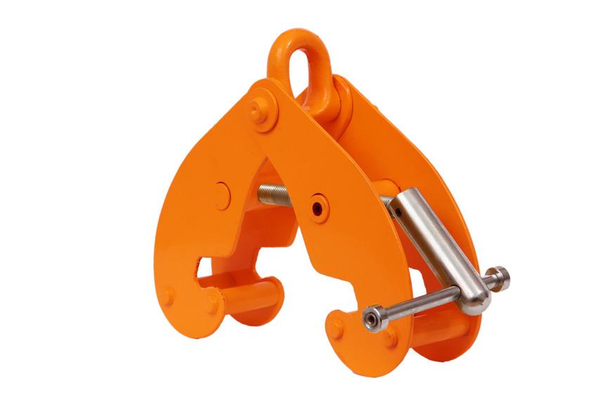 Logo beam clamps