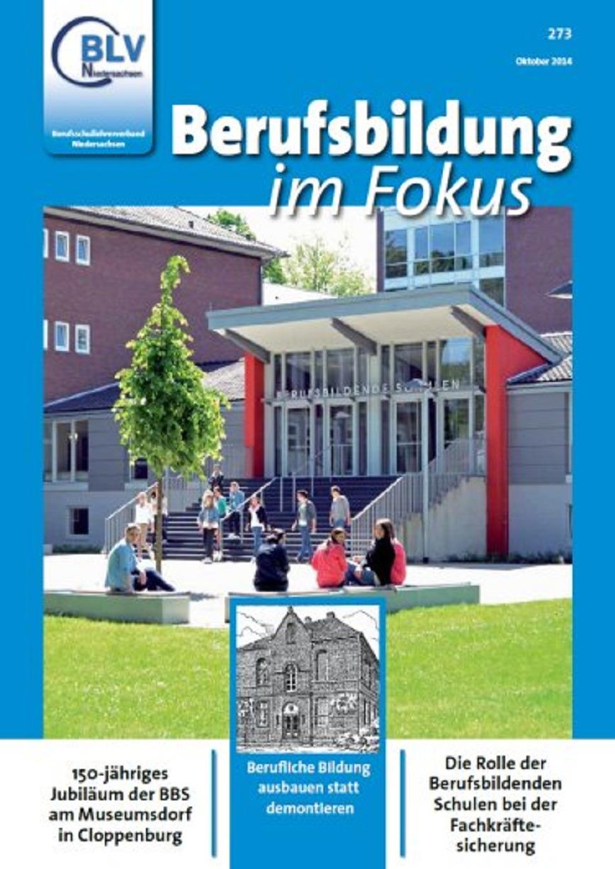 Logo Berufsschullehrerverband Niedersachsen