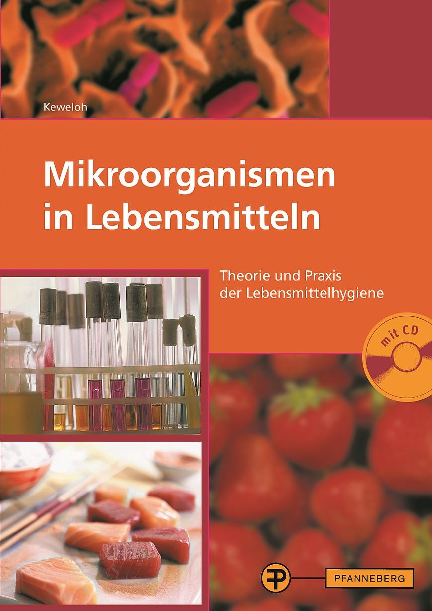 Logo Mikroorganismen in Lebensmitteln