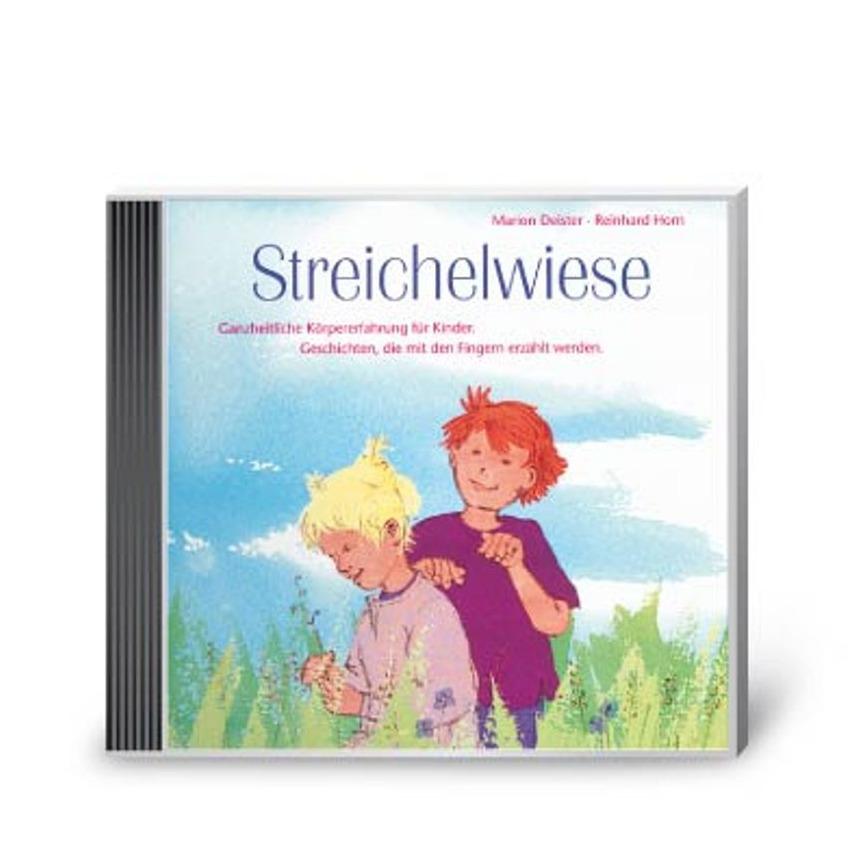 Logo Streichelwiese Heft und CD