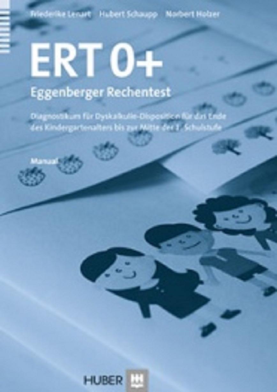 Logo Eggenberger Rechentest 0+ (ERT 0+)