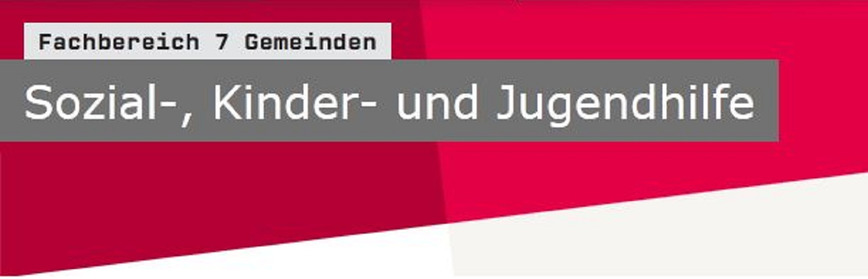 Logo Sozial-, Kinder- und Jugendhilfe