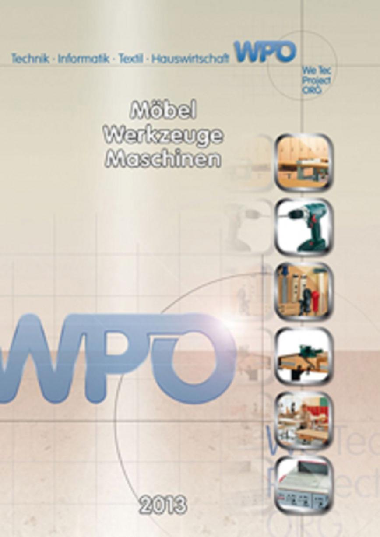 Logo WPO - Produktübersicht