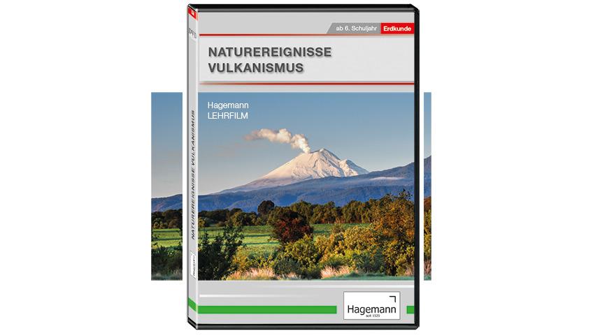 Logo Naturereignisse: Vulkanismus