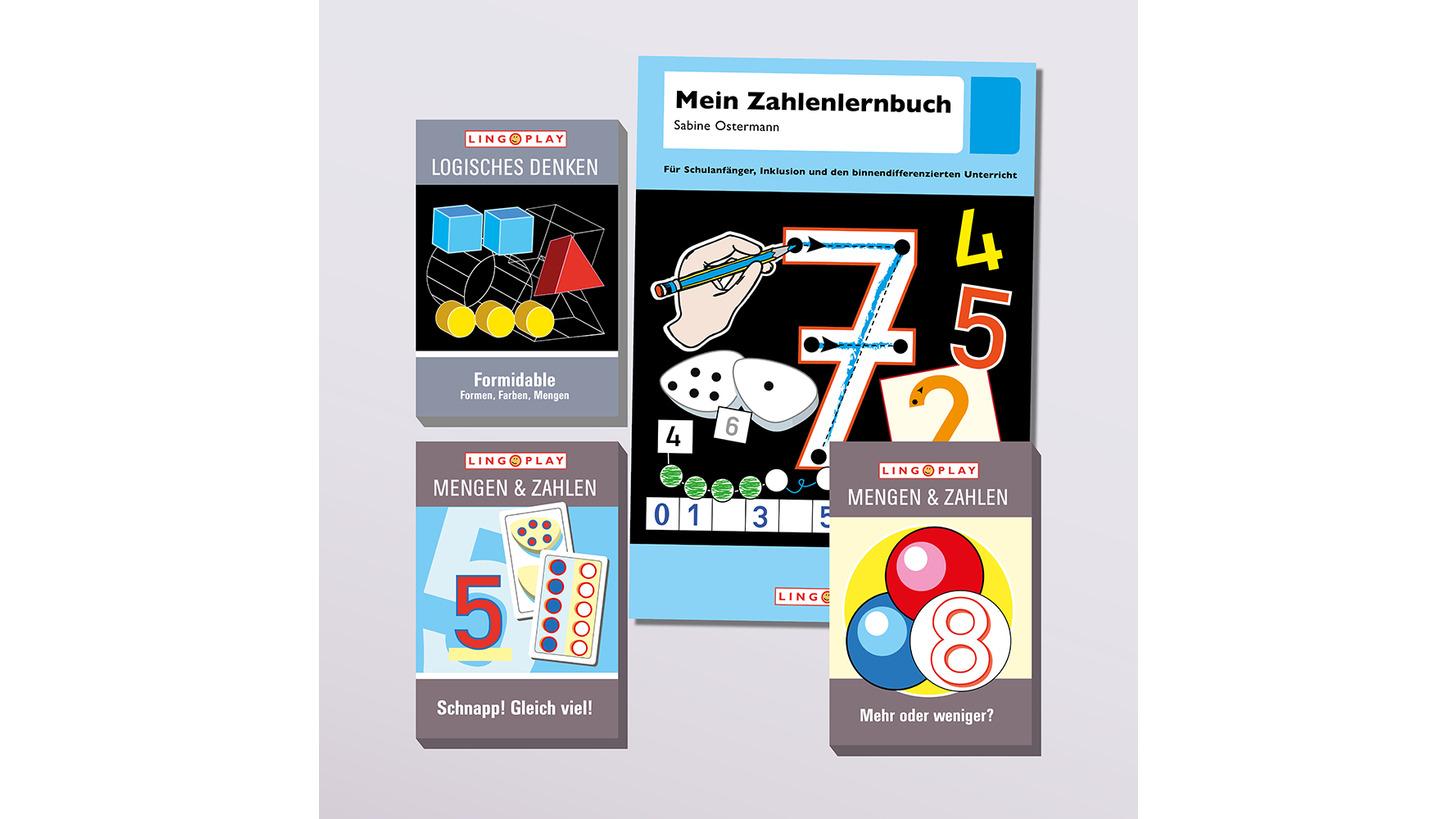Logo Paket Mengen & Zahlen
