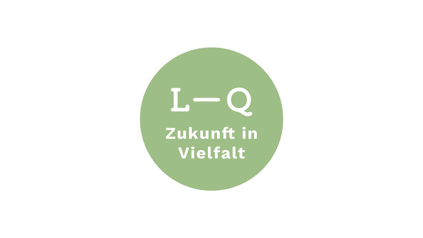 """Logo Lions-Quest """"Zukunft in Vielfalt"""""""
