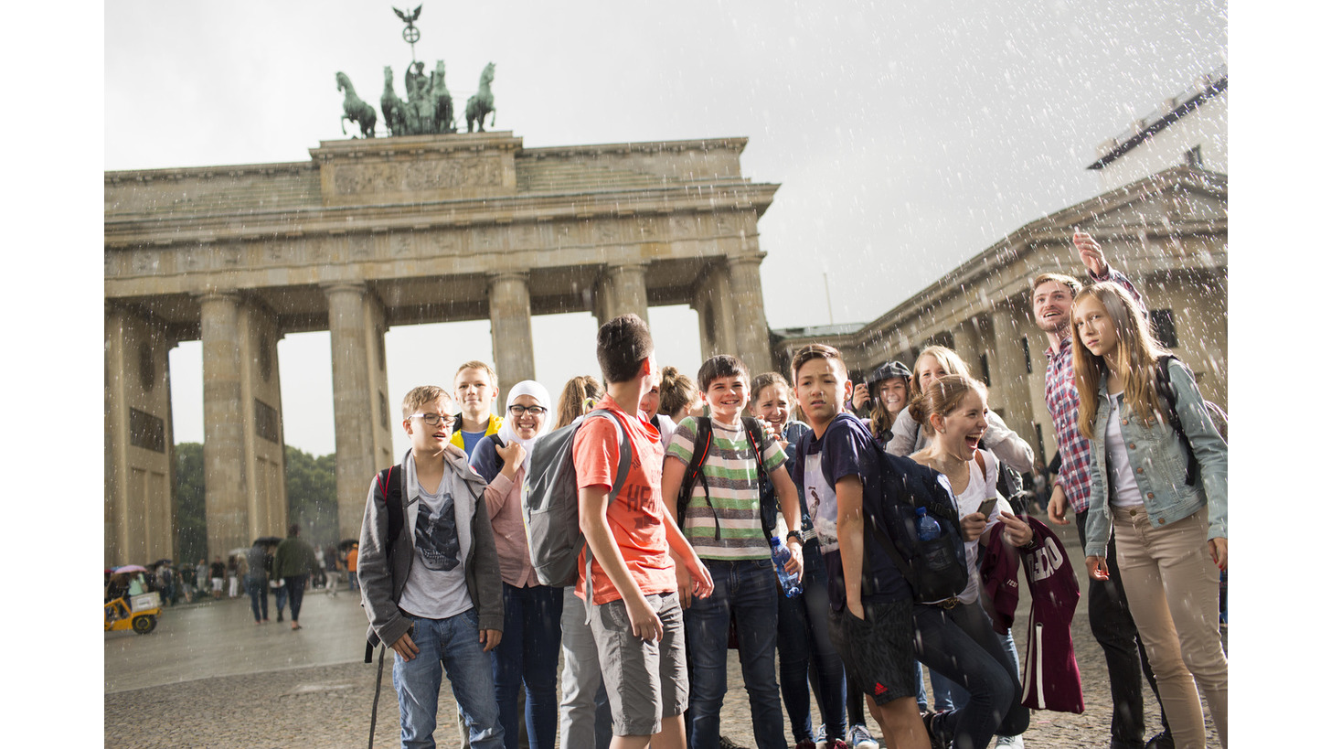 Logo Klassenfahrten nach Berlin