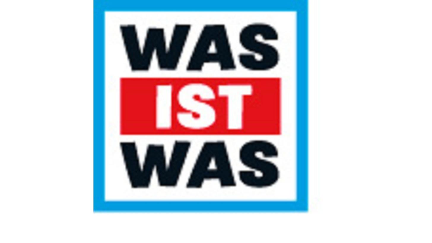 Logo WAS IST WAS