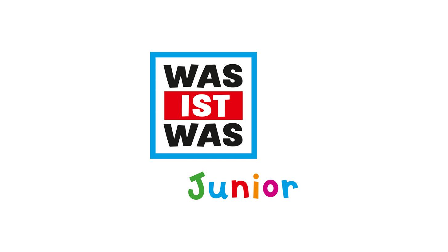 Logo WAS IST WAS Junior