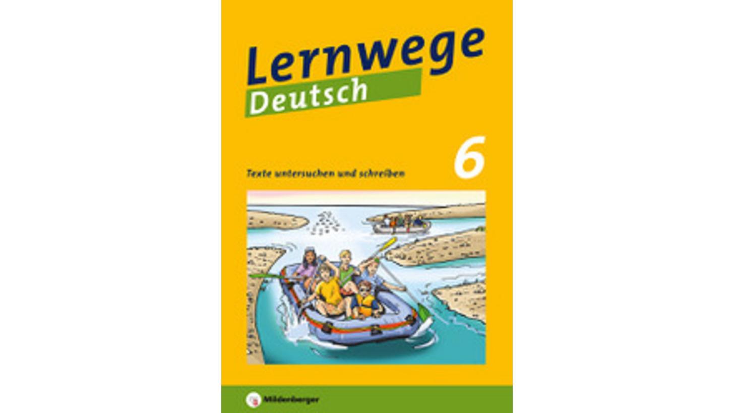 Logo Lernwege Deutsch 6