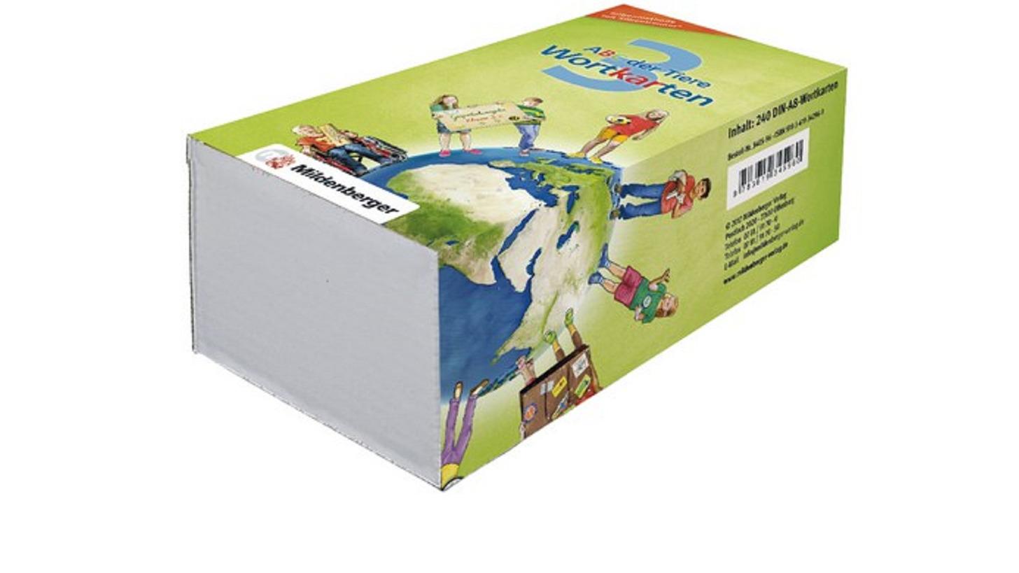 Logo ABC der Tiere Wortkarten in Box