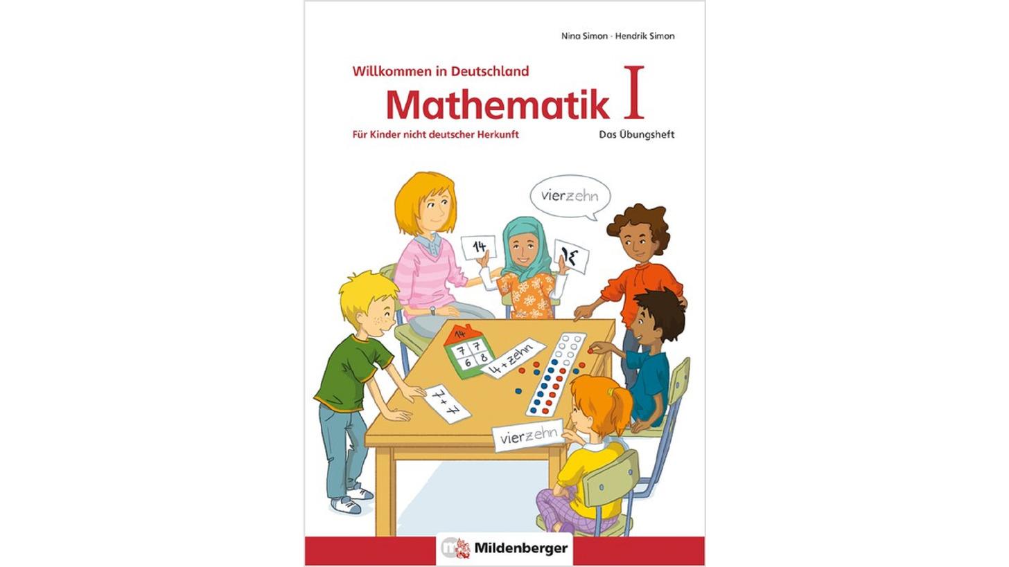 Logo Mathe f. Kinder nicht dtsch. Herkunft I