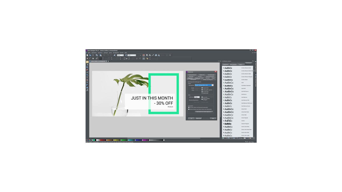 Logo XARA Designer Pro X