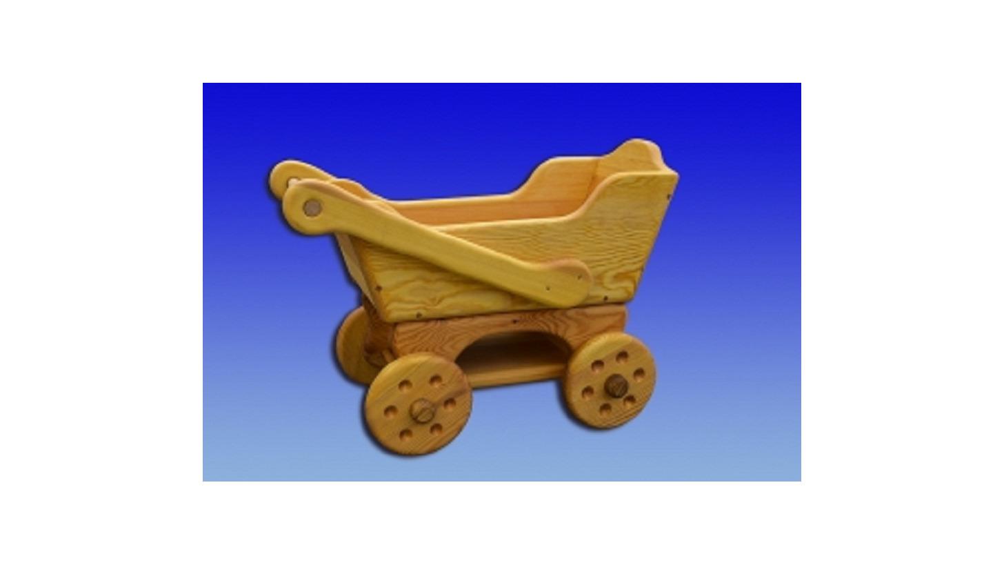 Logo Holzschaukelpferde, Puppenwagen + Wiegen