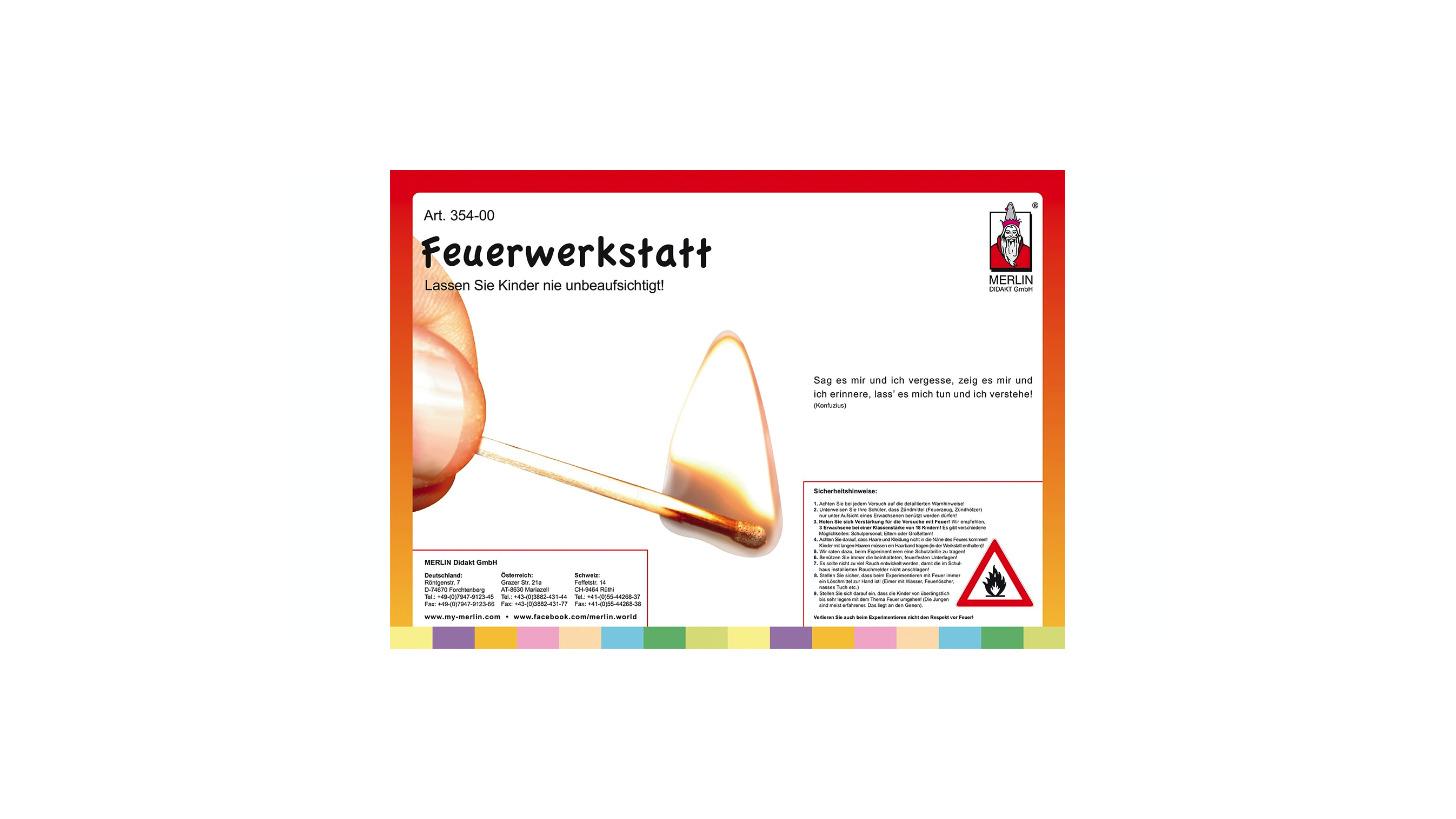 Logo Feuerwerkstatt