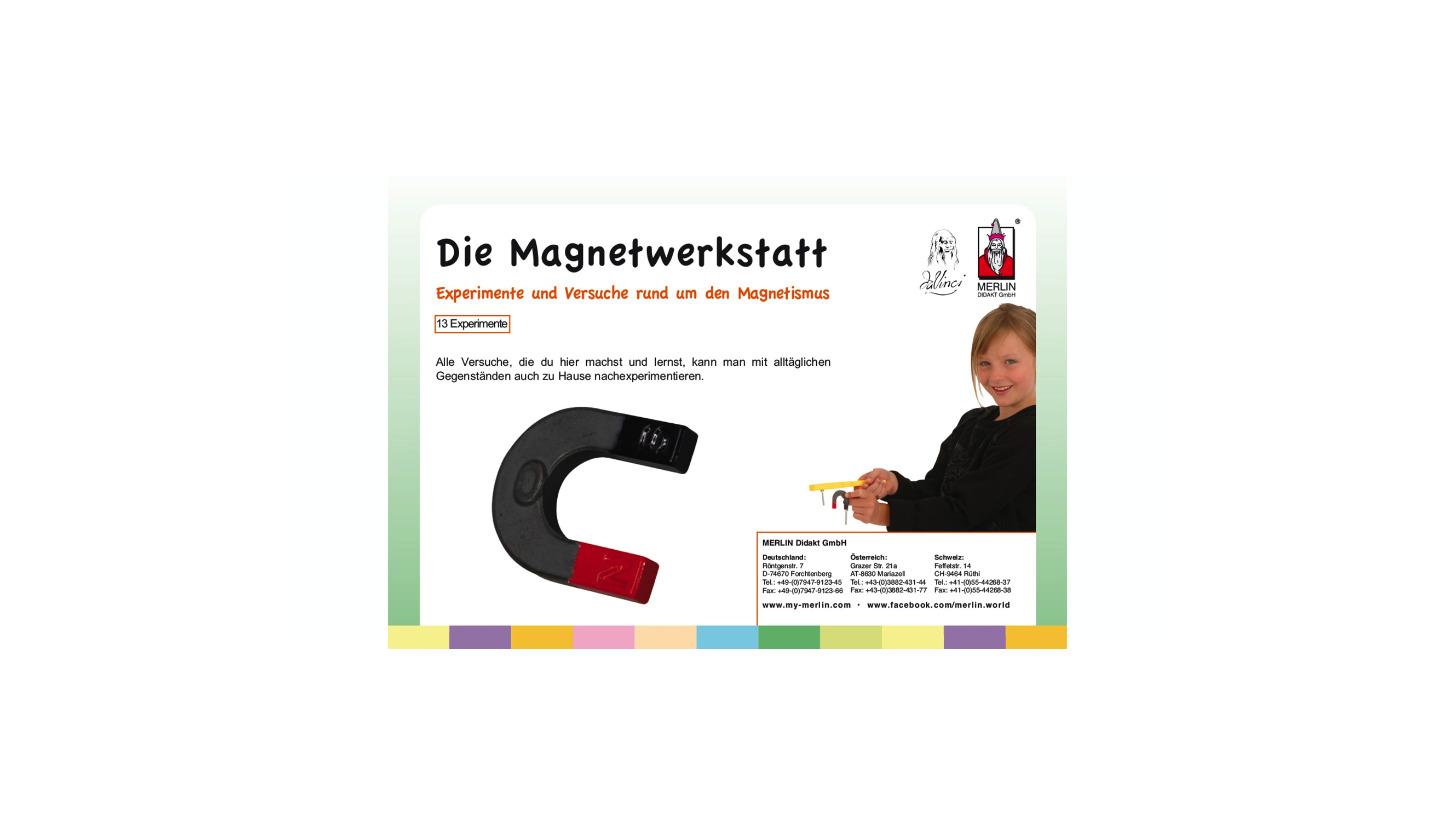 Logo Magnetwerkstatt