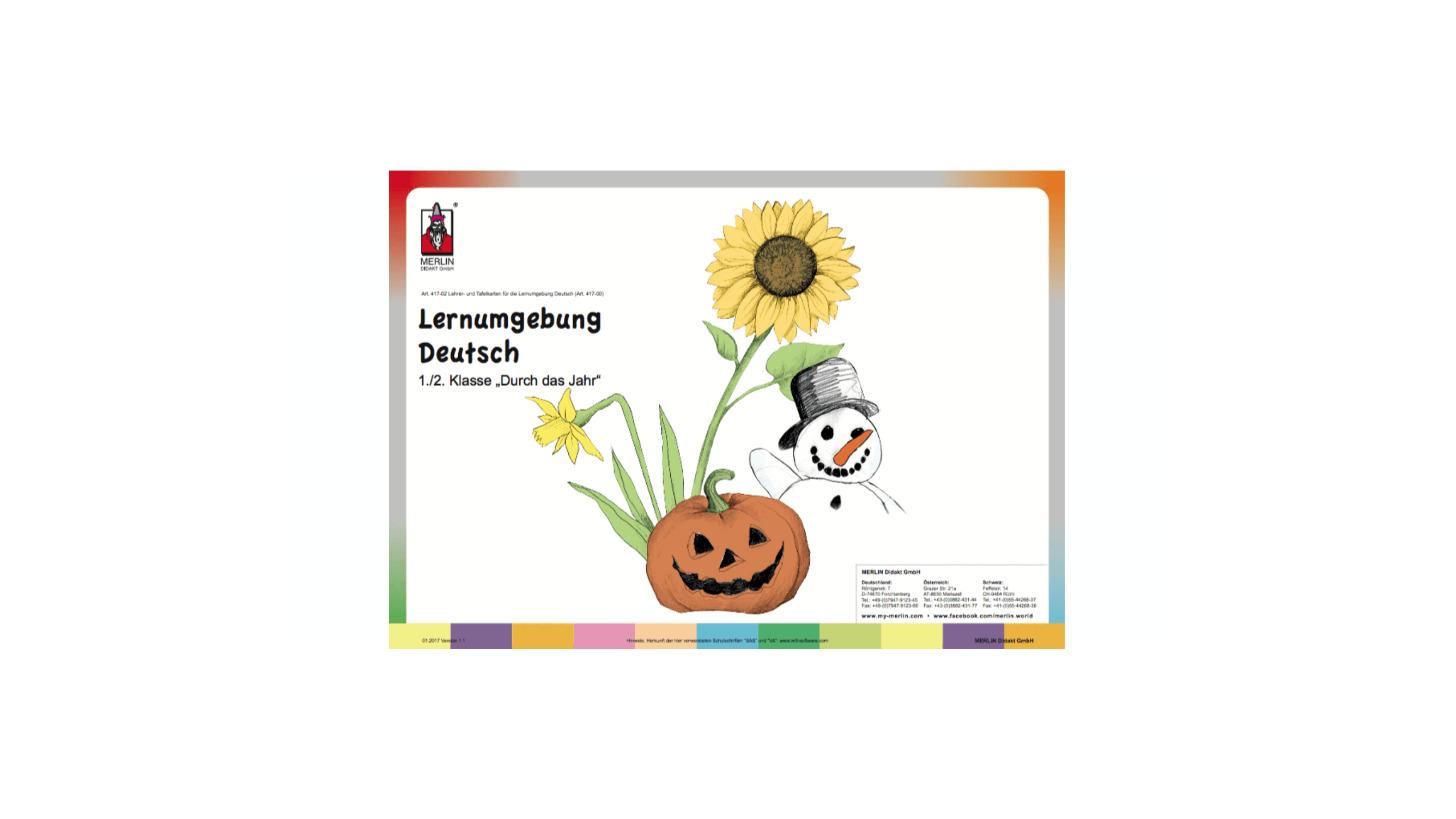 Logo Deutsch Lernumgebung