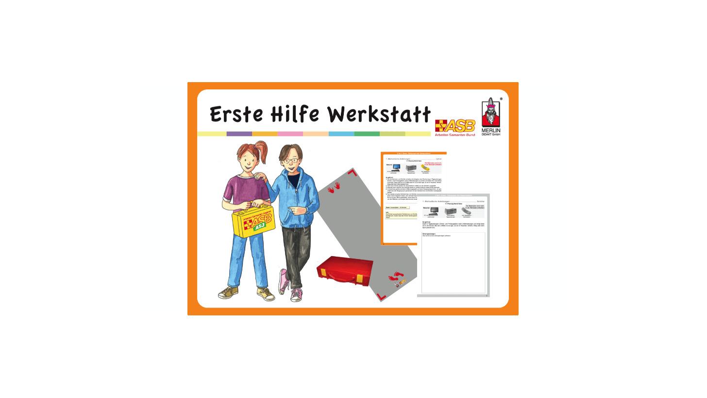 Logo Erste Hilfe Werkstatt