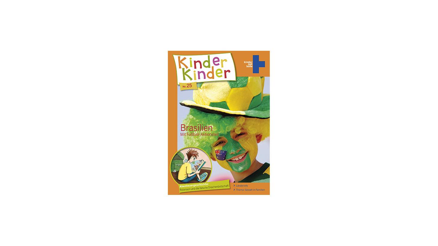 Logo Zeitschrift Kinder Kinder