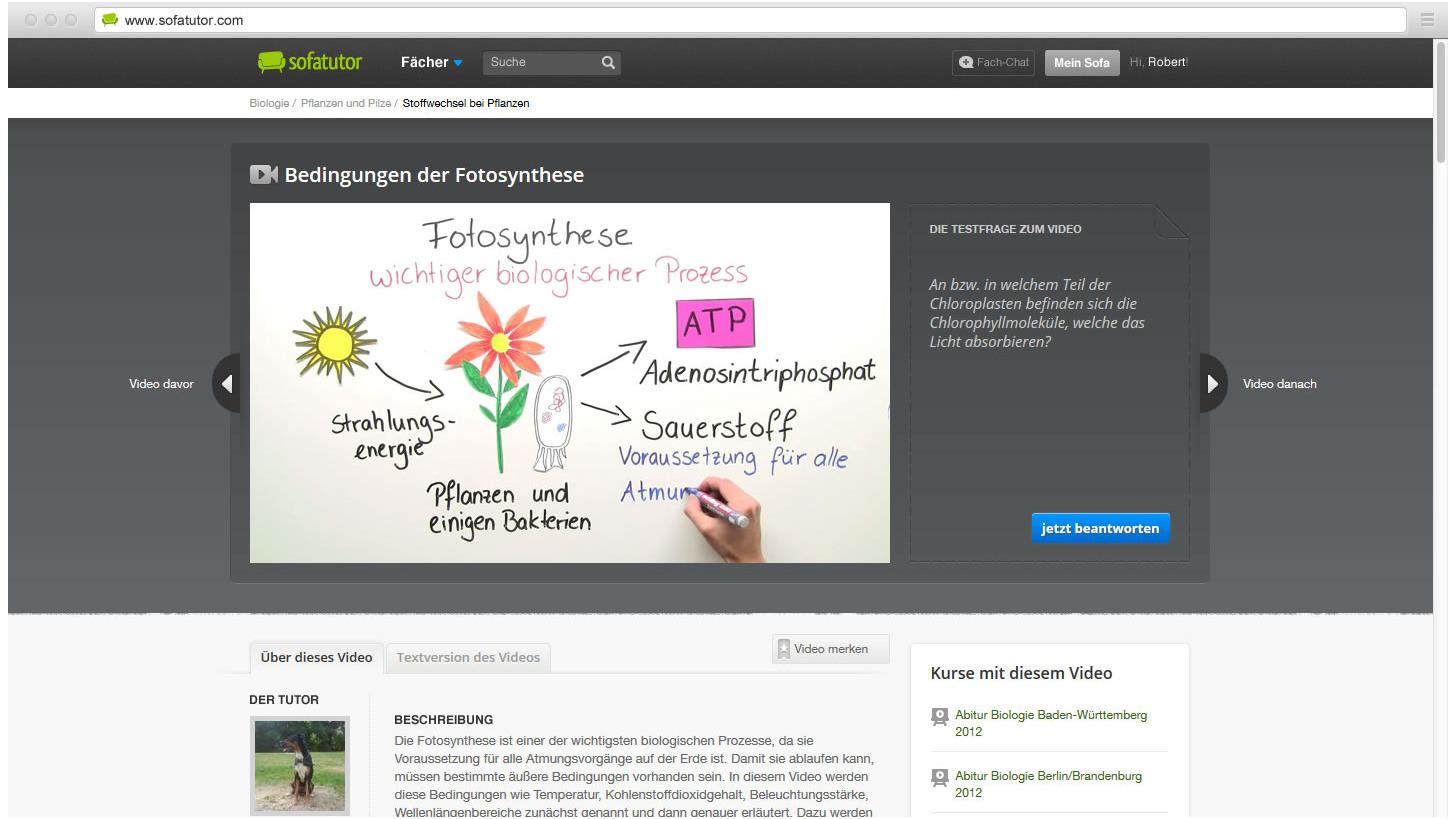 Logo sofatutor.com