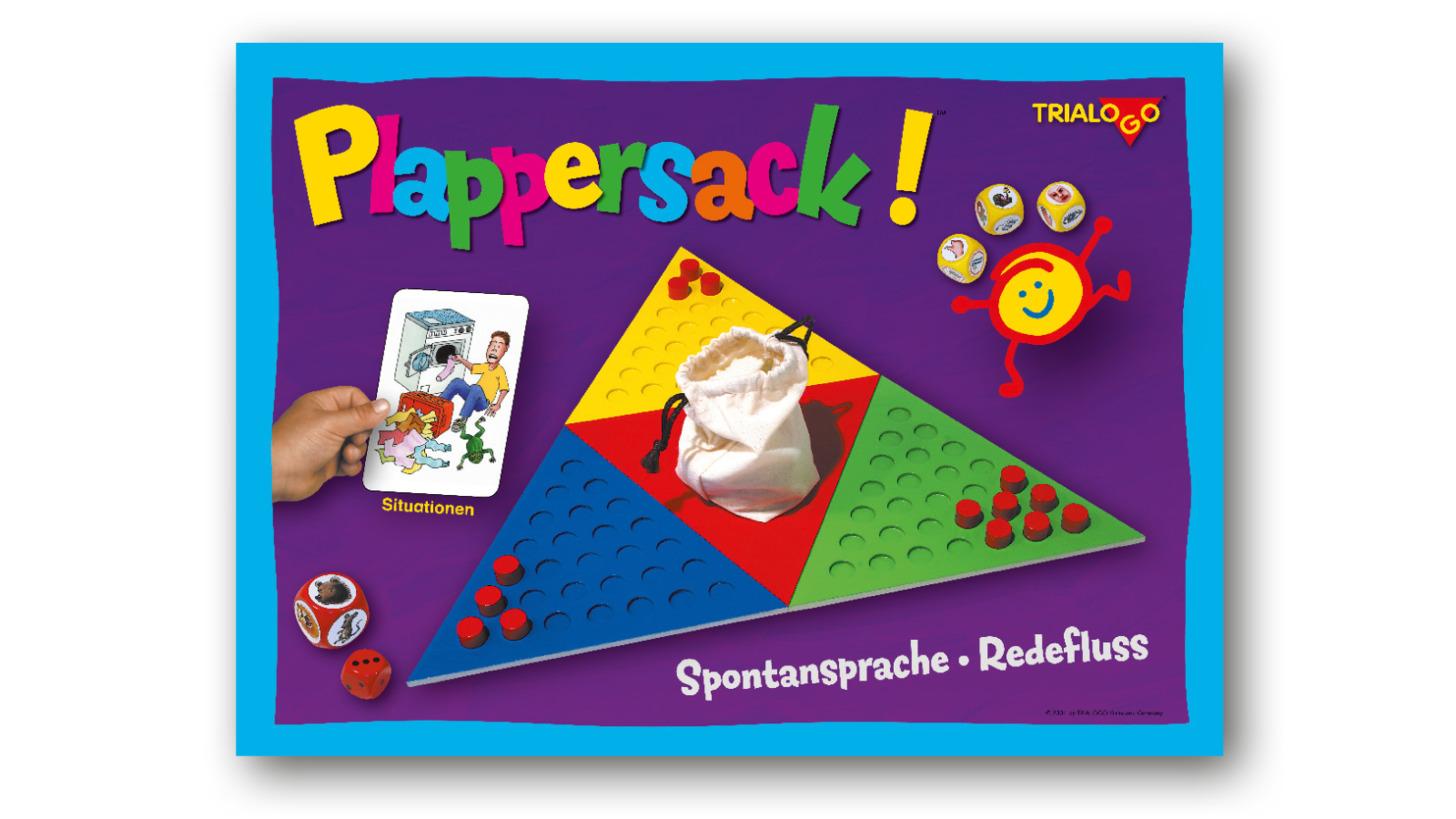 Logo Plappersack! Basisspiel