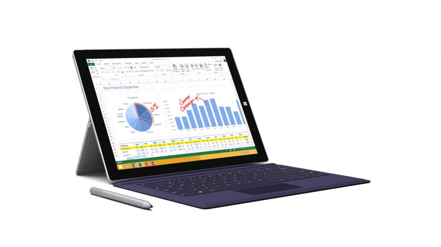 Logo Surface Pro 3