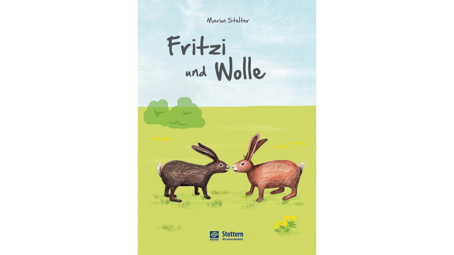 Logo Fritzi und Wolle. Ein Bilderbuch.