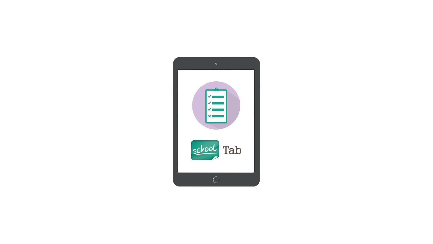 Logo schoolTab - Medienkompetenzplanung