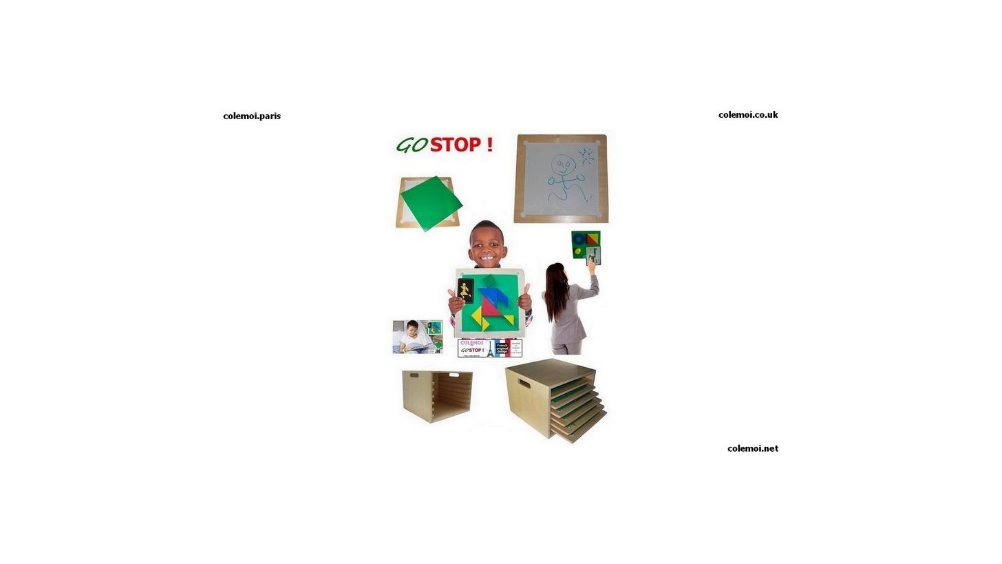 Logo GOSTOP