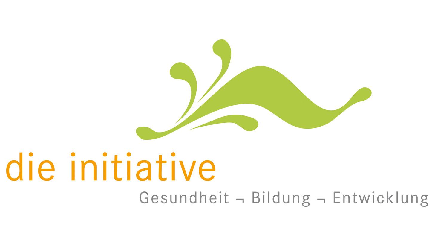 Logo »die initiative« Gesundheit - Bildung...