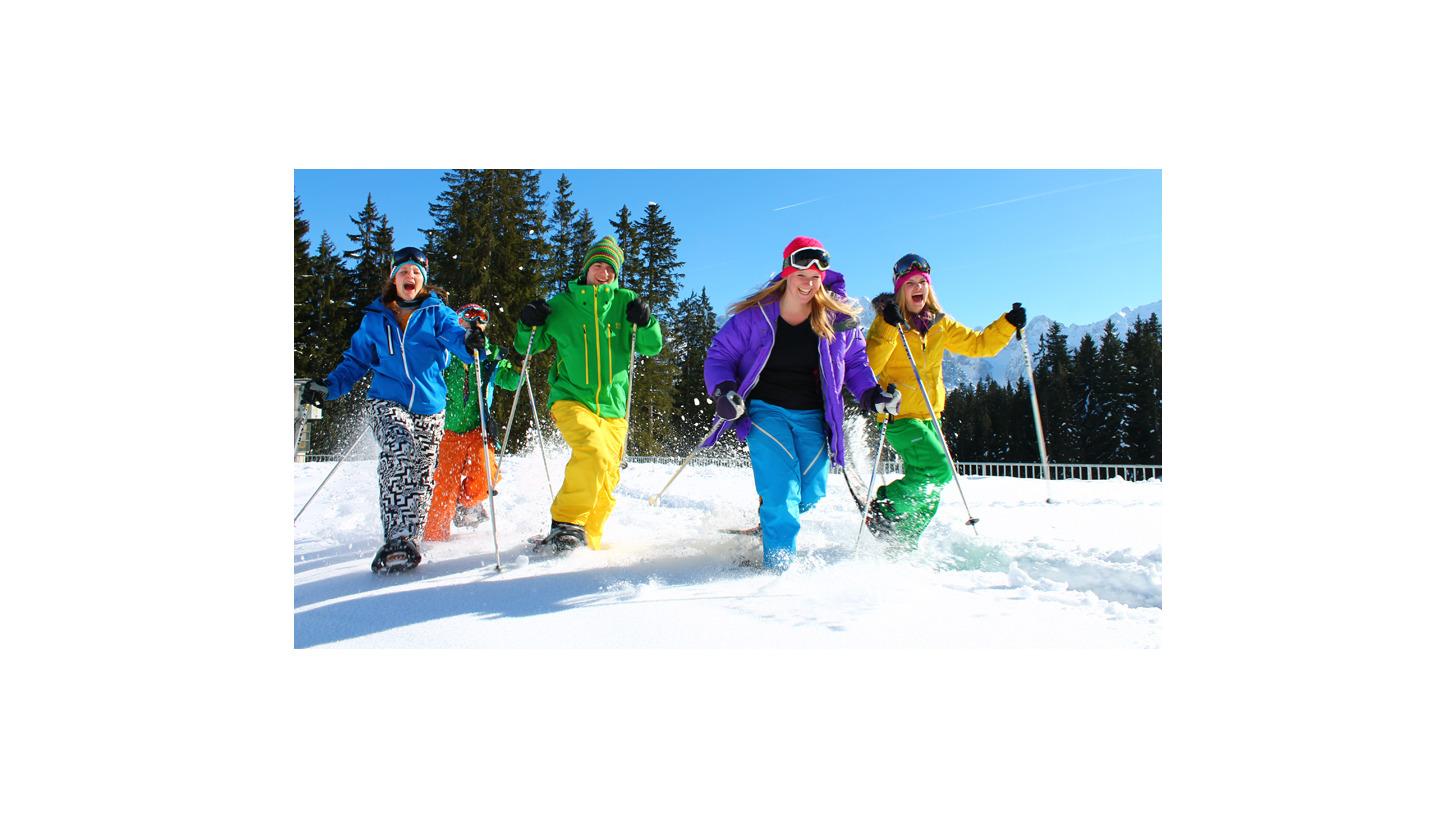"Logo Schulskifahrten ""Winter, Ski & Schnee"""