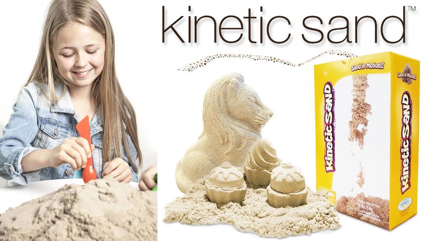 Logo Kinetic Sand - Das Original | 5 kg Box