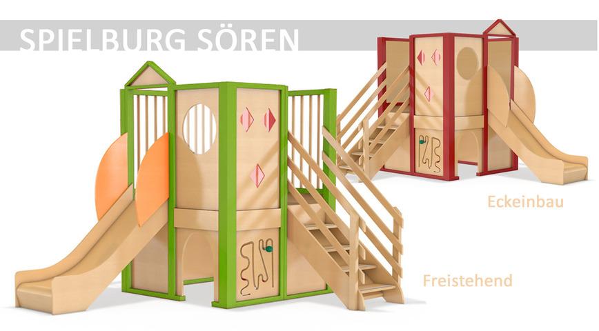Logo Spielburg Sören