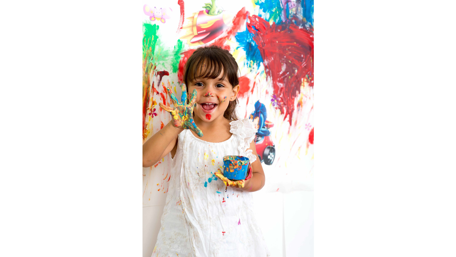 Logo World Kids Colouring Day 2018