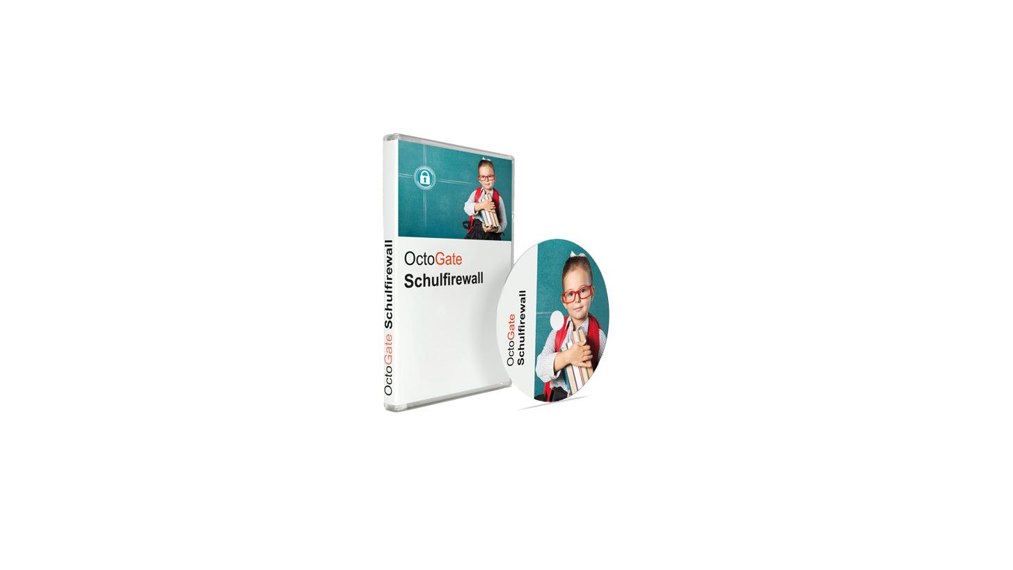 Logo OctoGate Schulfirewall
