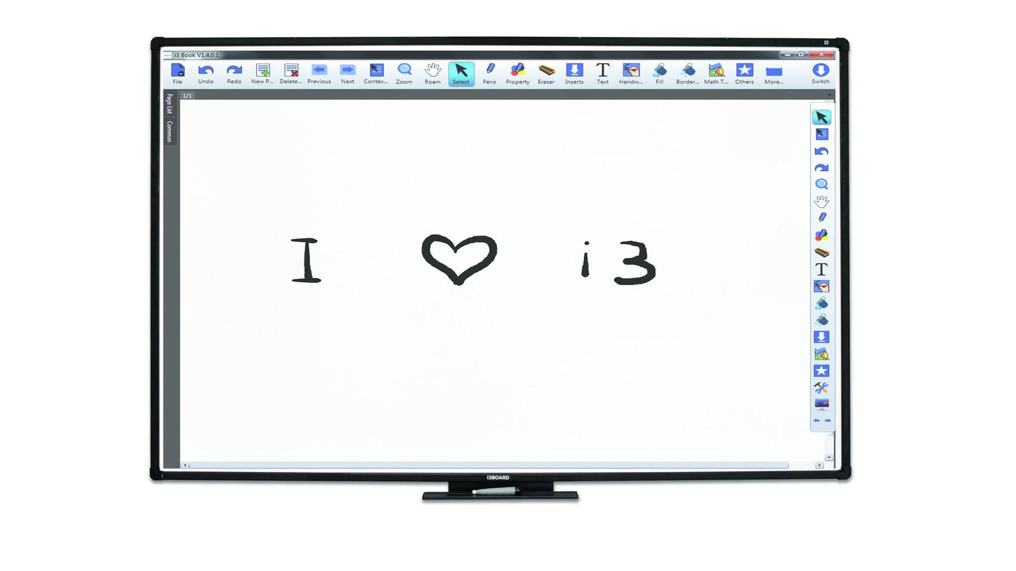 Logo i3BOARD 1003 T10 DUO