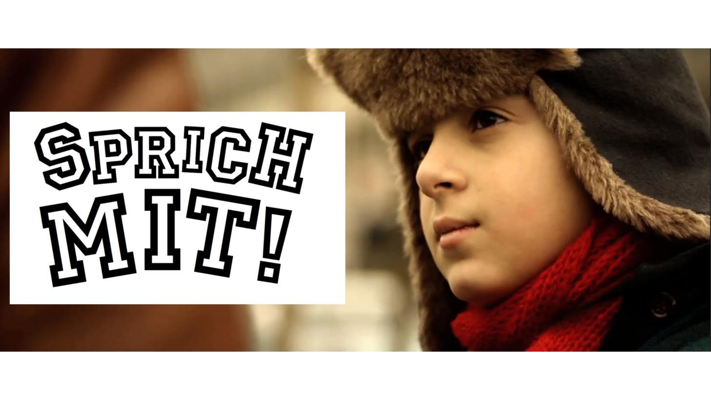 Logo SPRICH MIT!