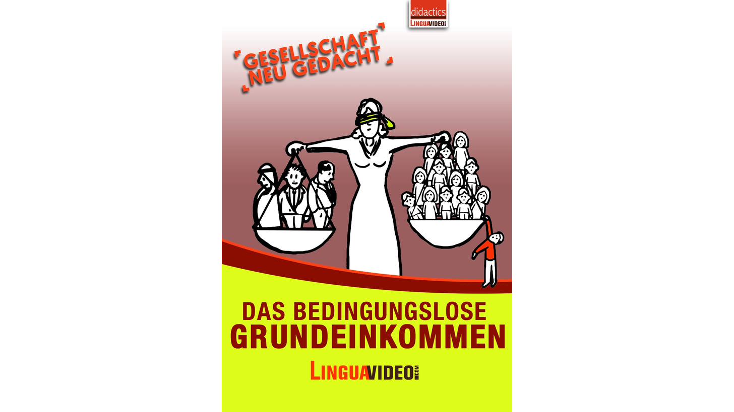 Logo Das bedingungslose Grundeinkommen