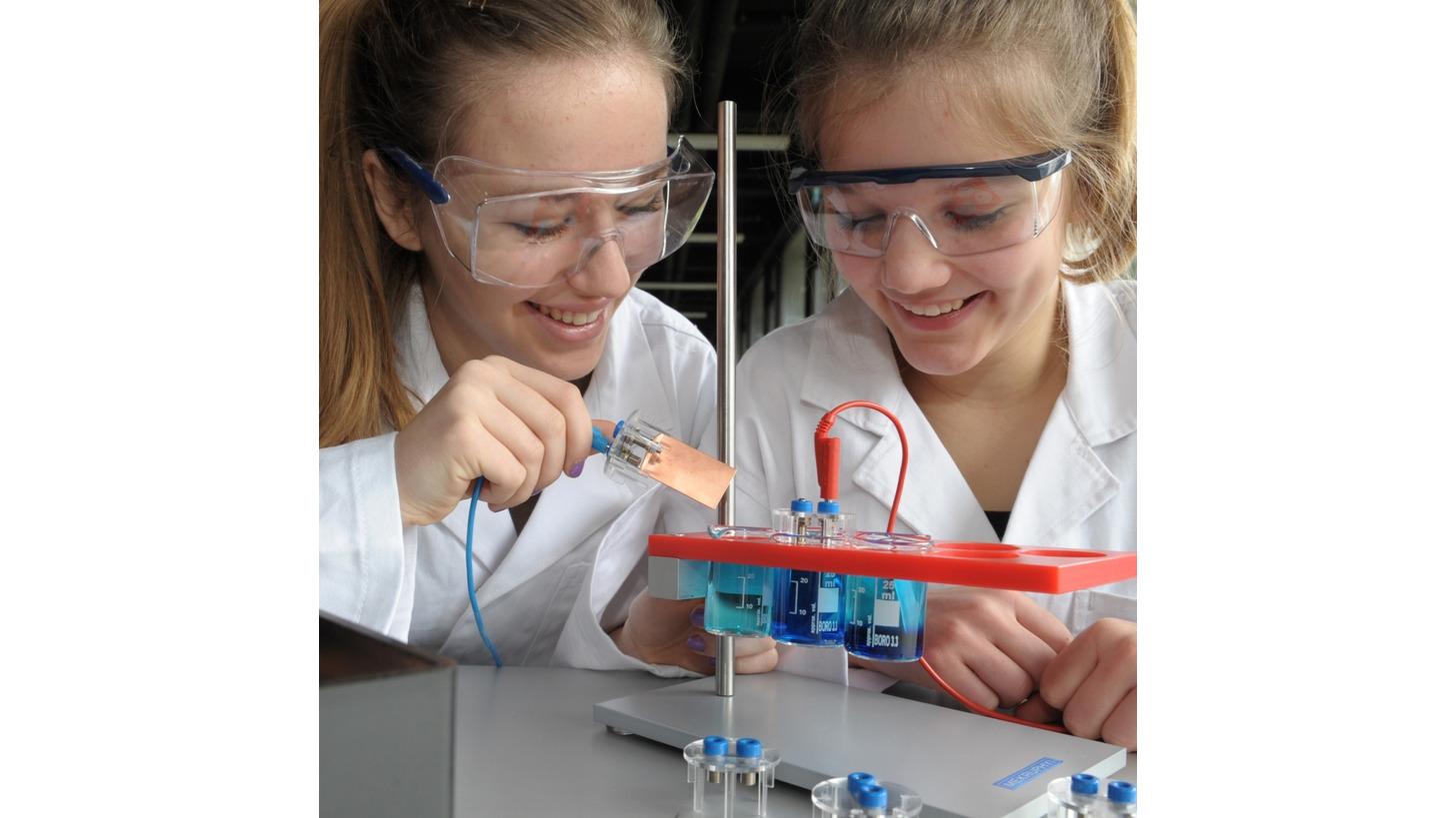 Logo Experiment sets Chemistry