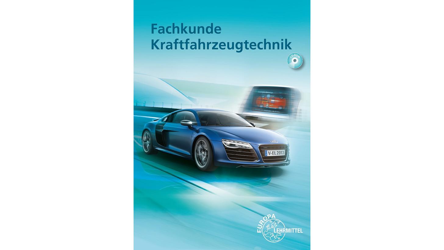 Logo Fachkunde Kraftfahrzeugtechnik
