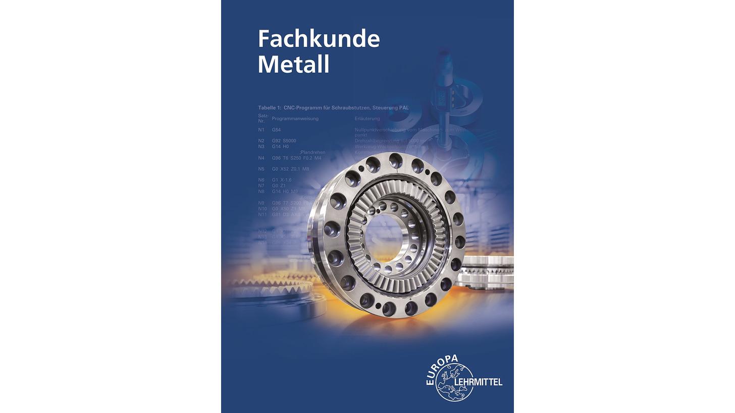Logo Fachkunde Metall