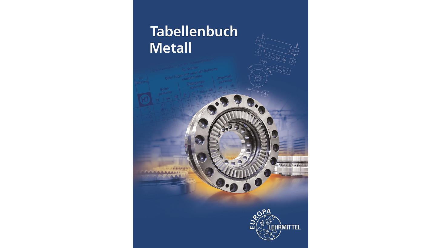 Logo Tabellenbuch Metall