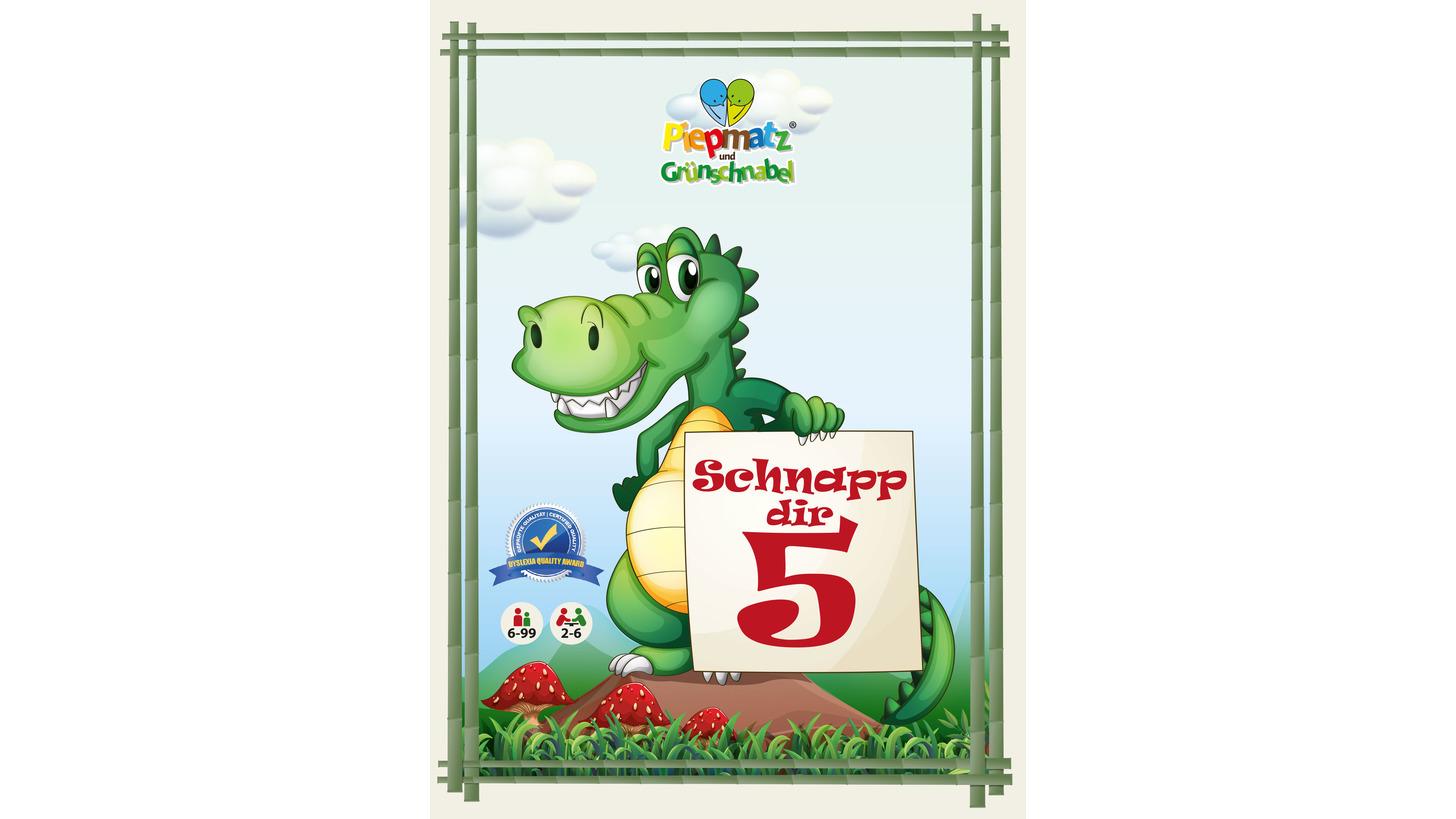Logo Schnapp dir 5
