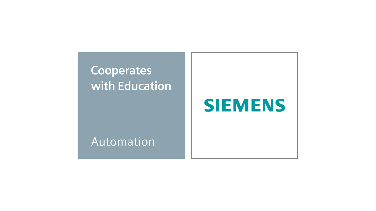 Logo Siemens Automation Cooperates Education