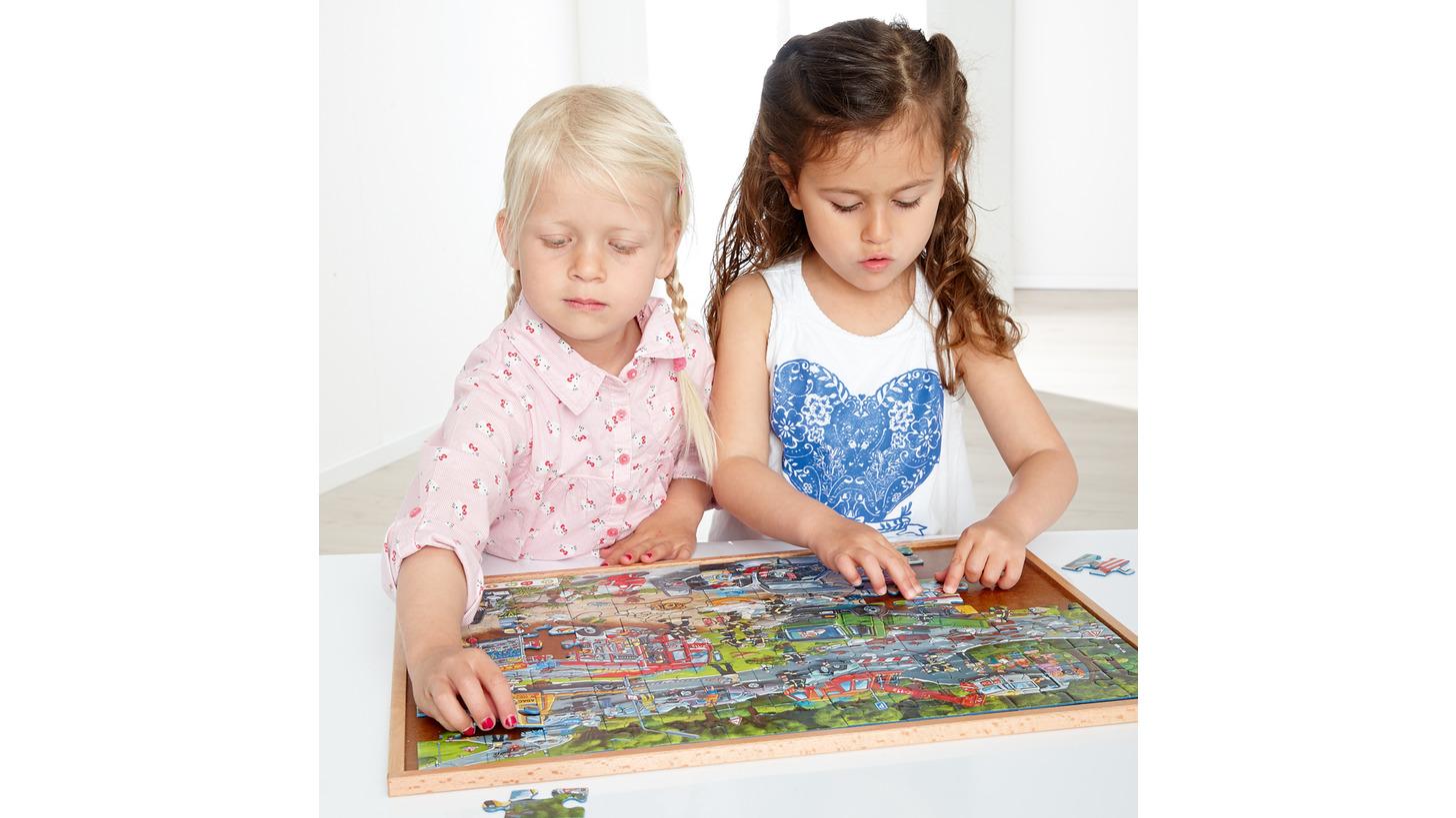 Logo Puzzles & Spiele