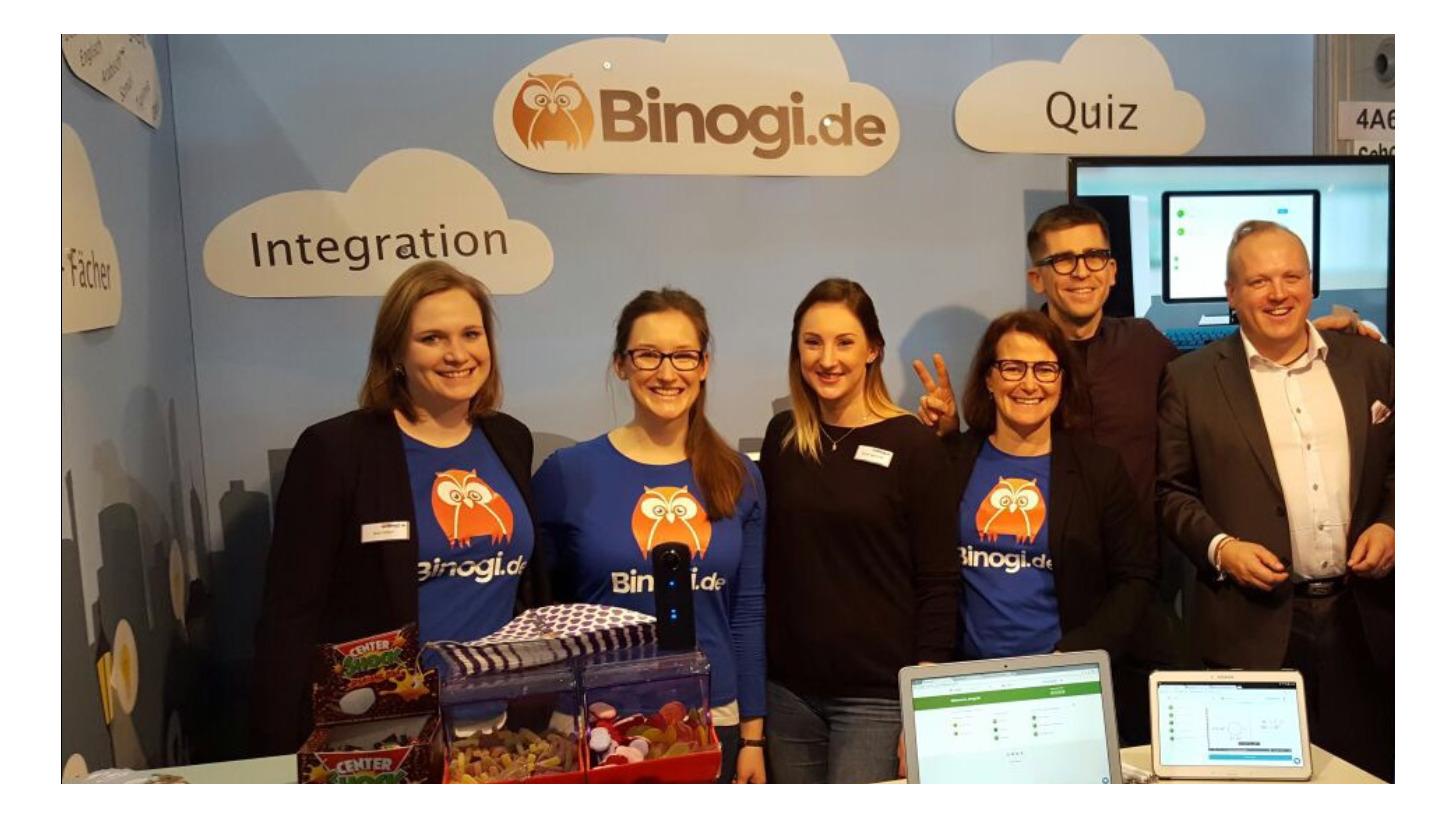 Logo Binogi.de