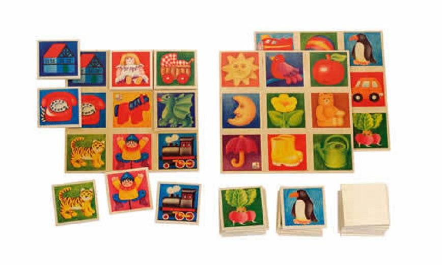Logo Games & Educational material
