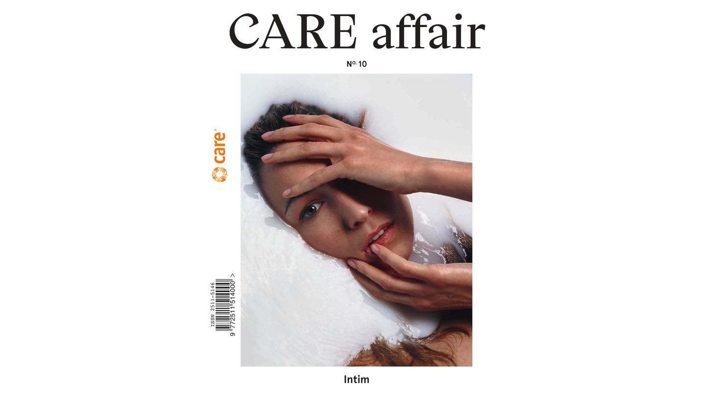 Logo CARE affair 10: Intim