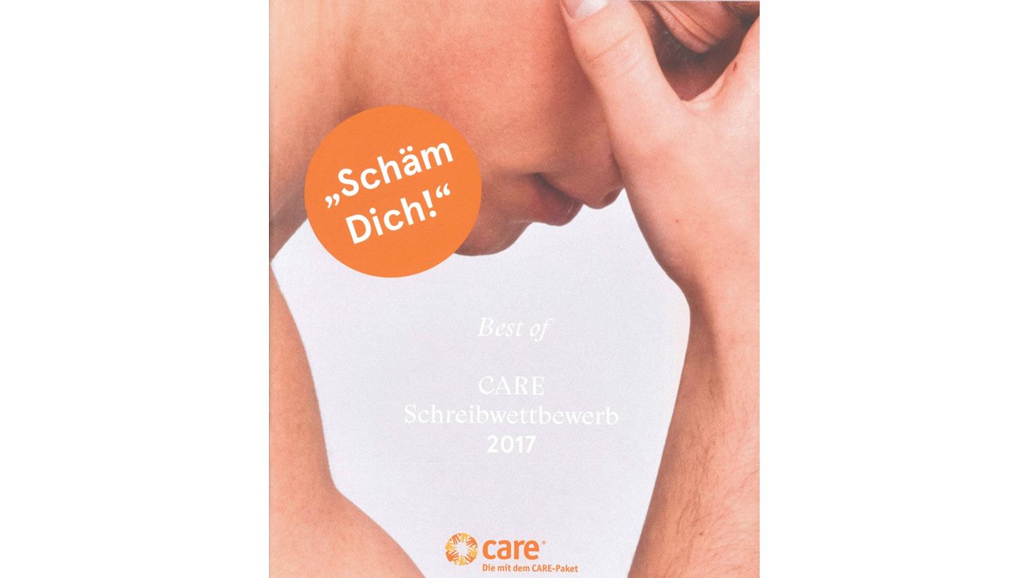 Logo Best-of CARE-Schreibwettbewerb 2017
